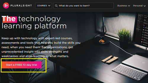 Pluralsight Free Trials