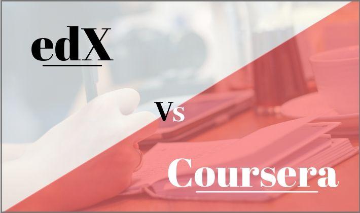 edx vs coursera