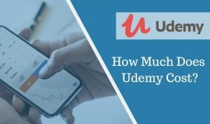 how much does udemy cost