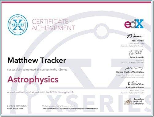 edx - Xseries