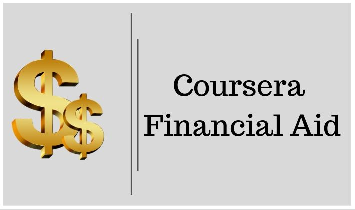 Coursera financiala aid scholarship