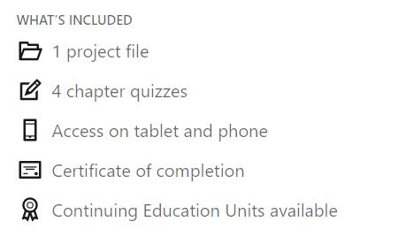 LinkedIn Learning Course Deliverables