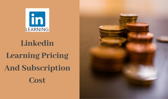linkedin learning pricing cost