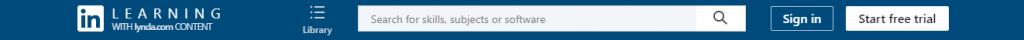 linkedin-learning-search-bar