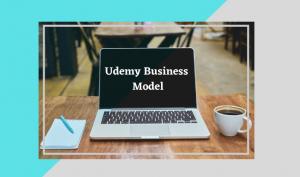 udemy business model